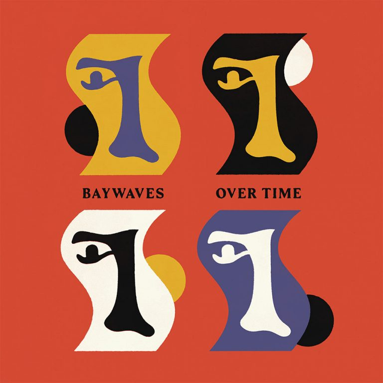 Baywaves - Over Time - Single Cover Art