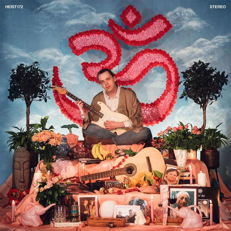Brad Stank - Kinky Om - Album Cover Art