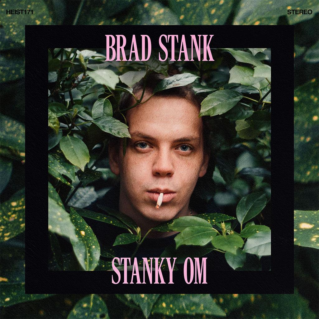 Brad Stank - Stanky Om - Single Cover Art
