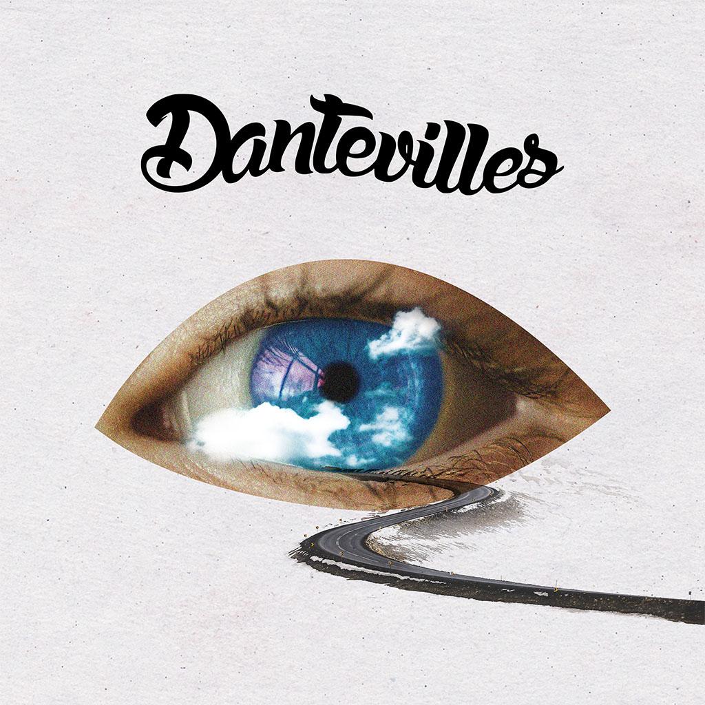Dantevilles - Dantevilles EP - EP Cover Art