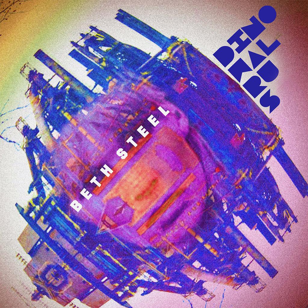 Dinowalrus - Beth Steel - Single Cover Art