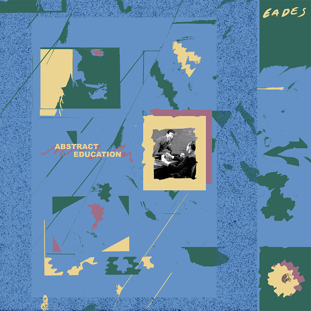 Eades - Abstract Education EP - EP Cover Art