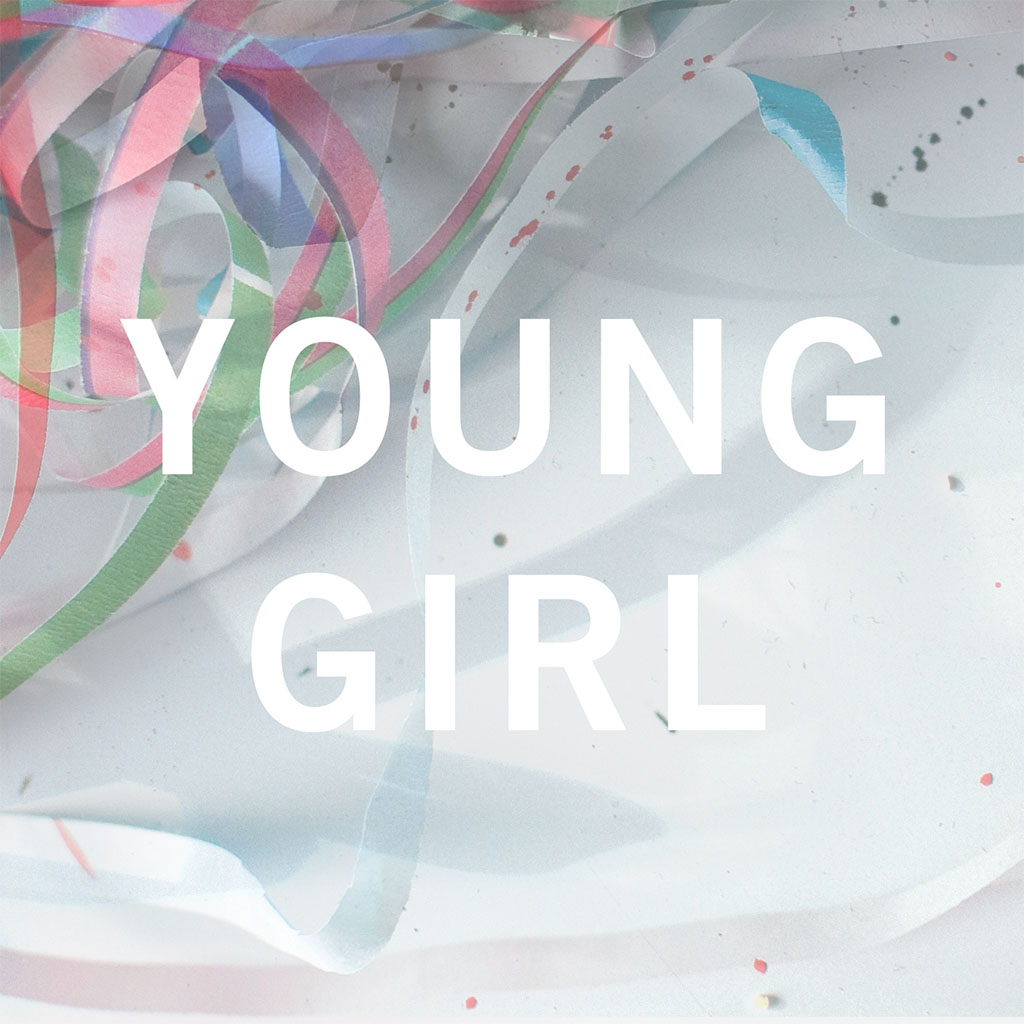 First Love, Last Rites - Young Girl - Single Cover Art