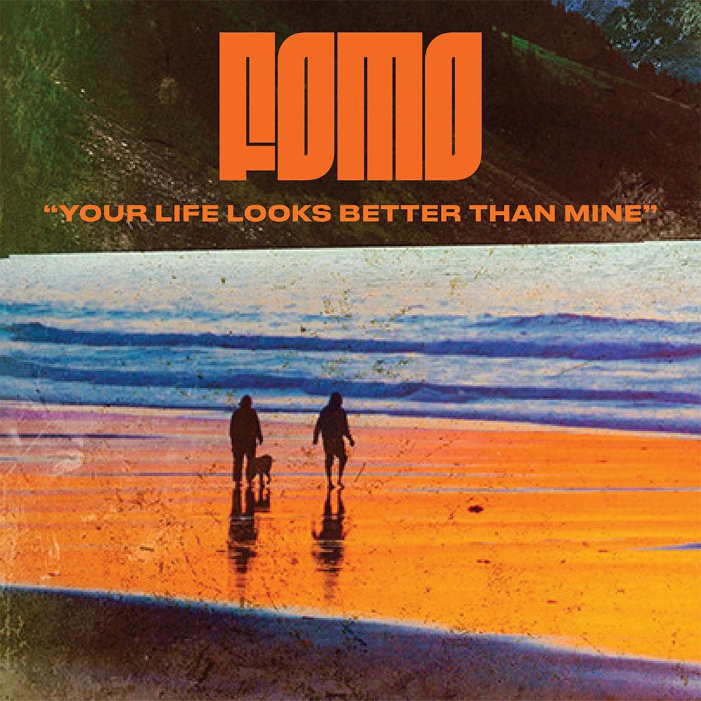 Guest Singer - FOMO - Single Cover Art
