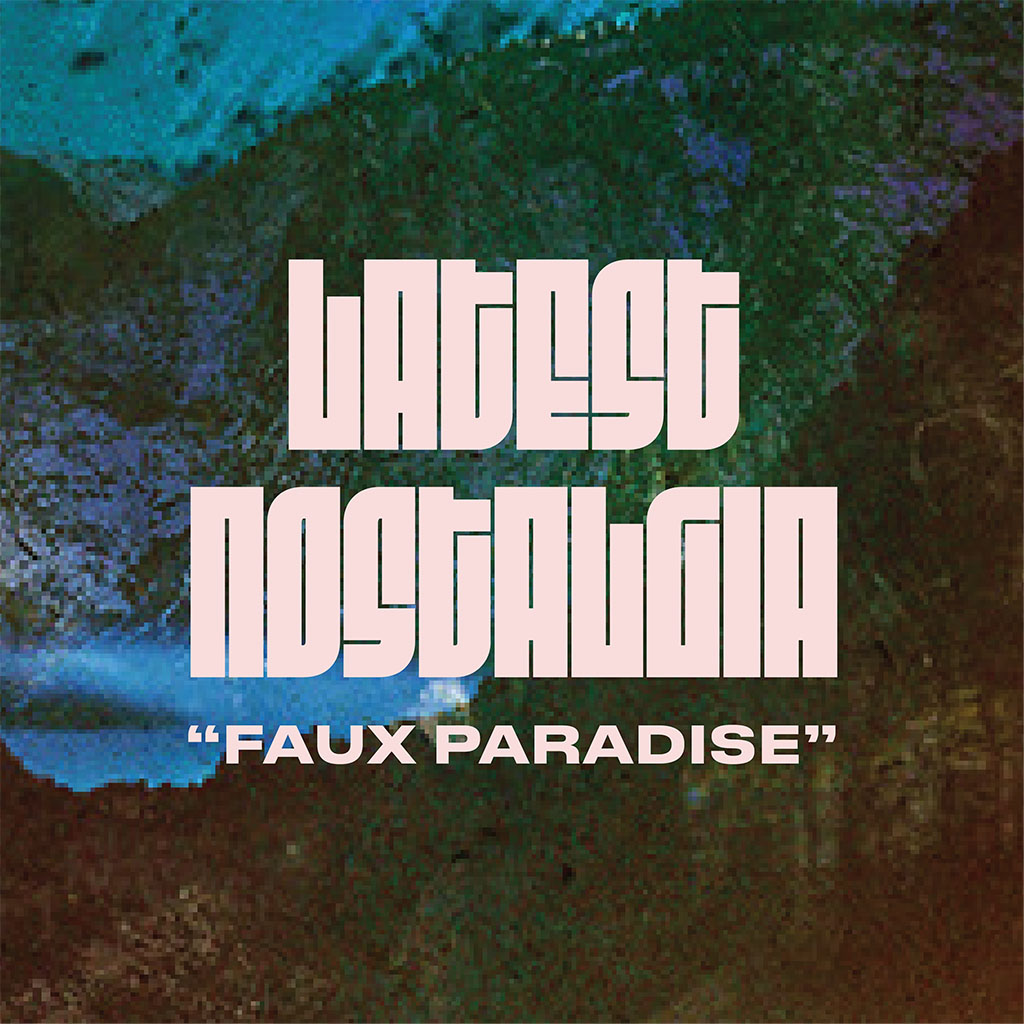 Guest Singer - Latest Nostalgia - Single Cover Art