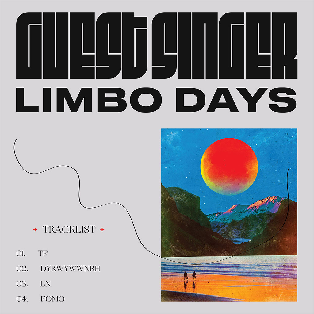 Guest Singer - Limbo Days EP - EP Cover Art