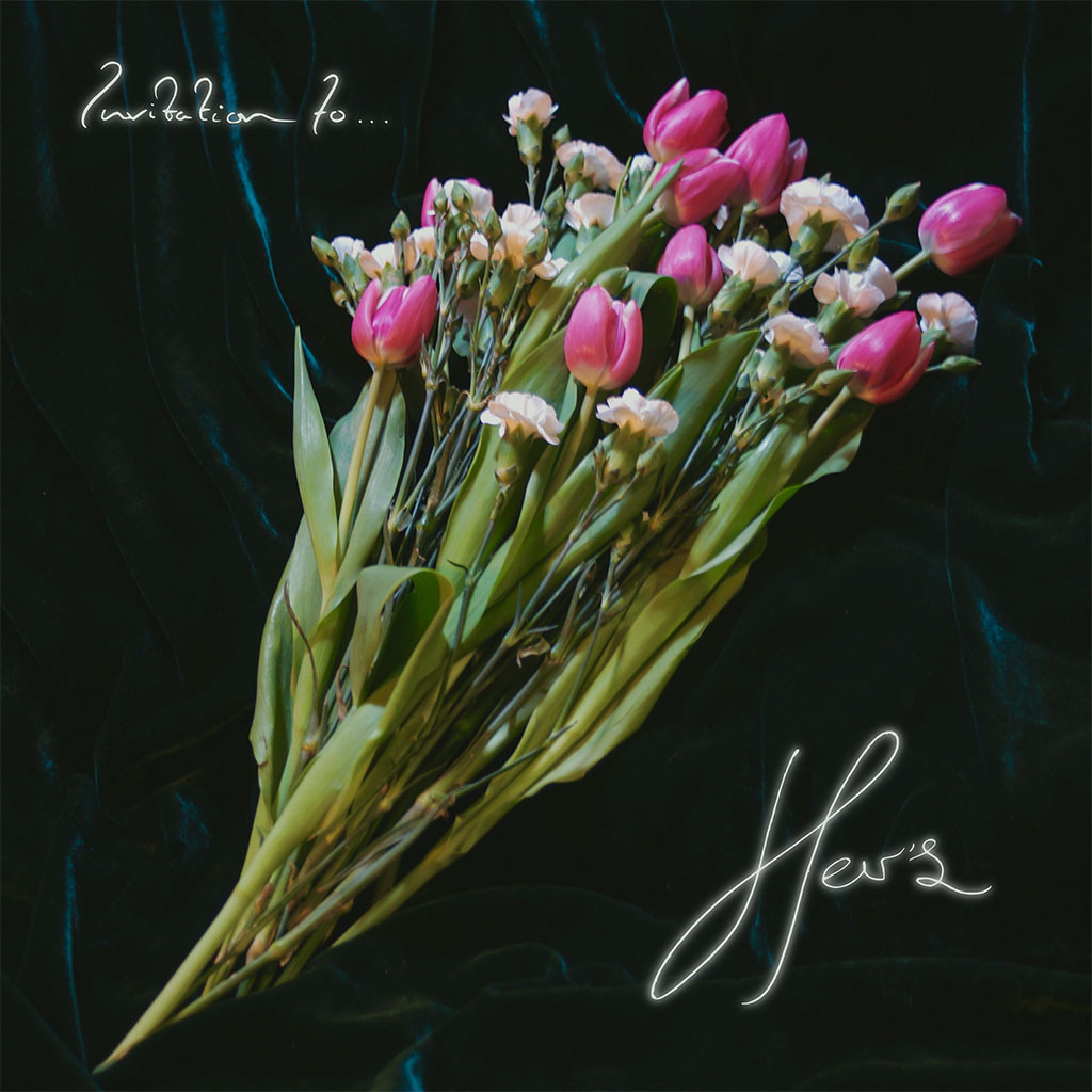 Her's - Invitation To Her's - Album Cover Art