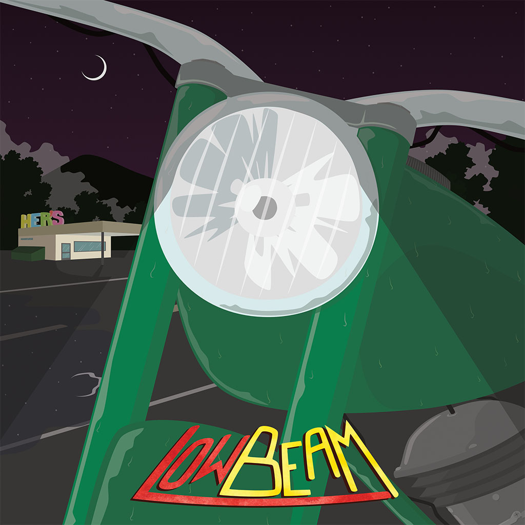 Her's - Low Beam - Single Cover Art
