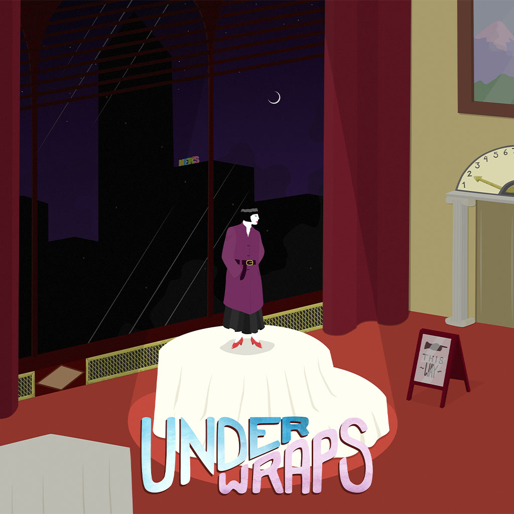 Her's - Under Wraps - Single Cover Art