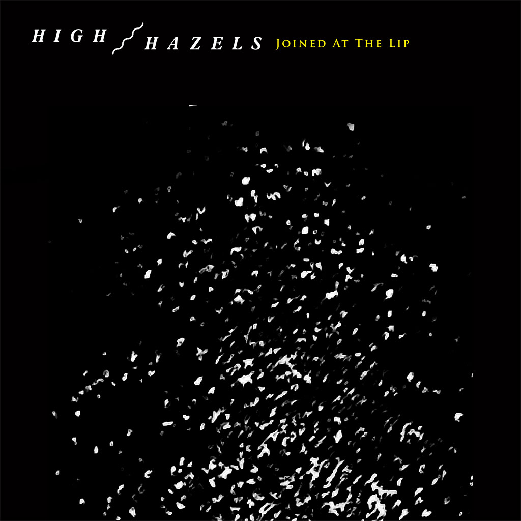 High Hazels - Joined At The Lip - Single Cover Art