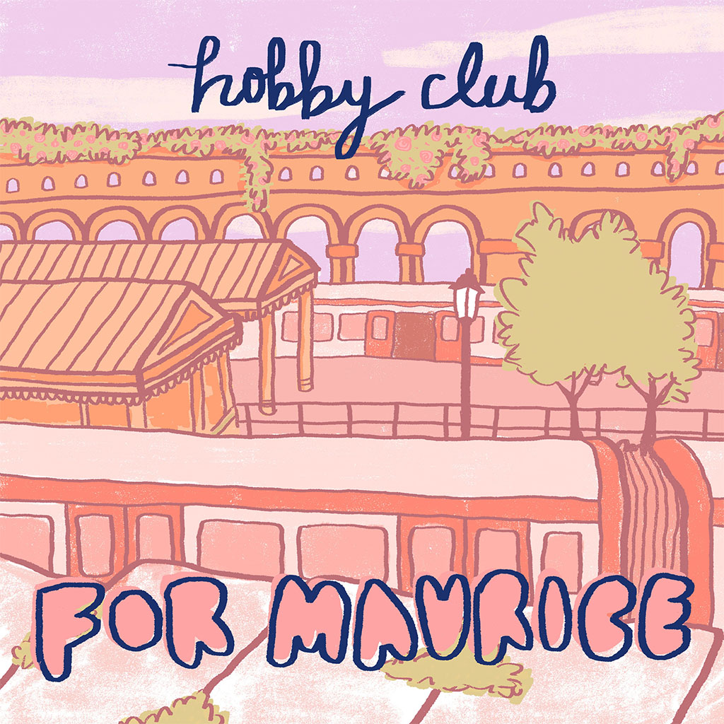 Hobby Club - For Maurice - Single Cover Art