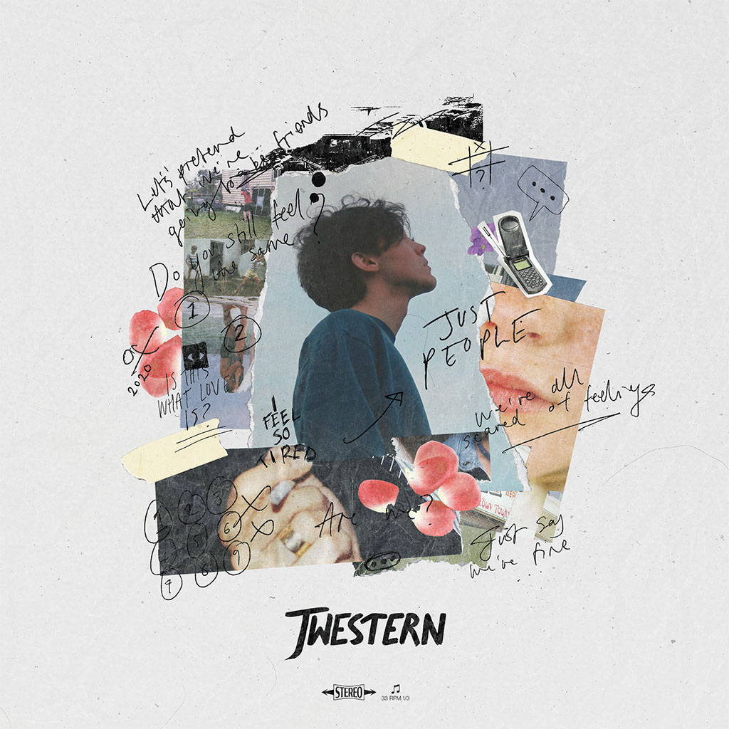 JWestern - Just People EP - EP Cover Art