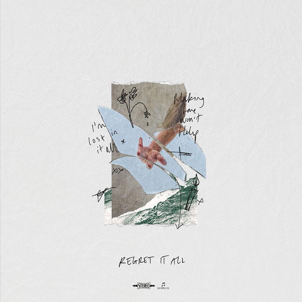 JWestern - Regret It All - Single Cover Art