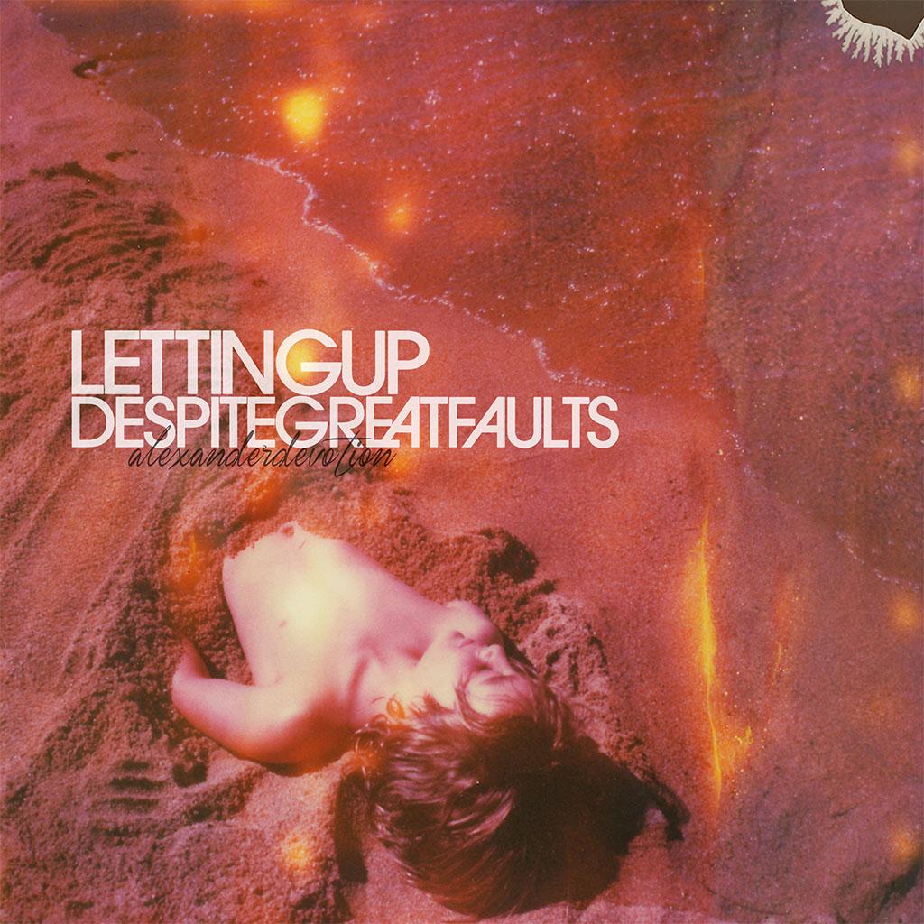 Letting Up Despite Great Faults - Alexander Devotion EP - EP Cover Art