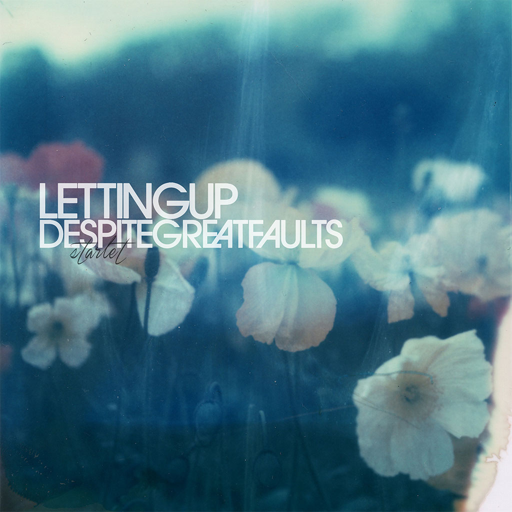 Letting Up Despite Great Faults - Starlet - Single Cover Art