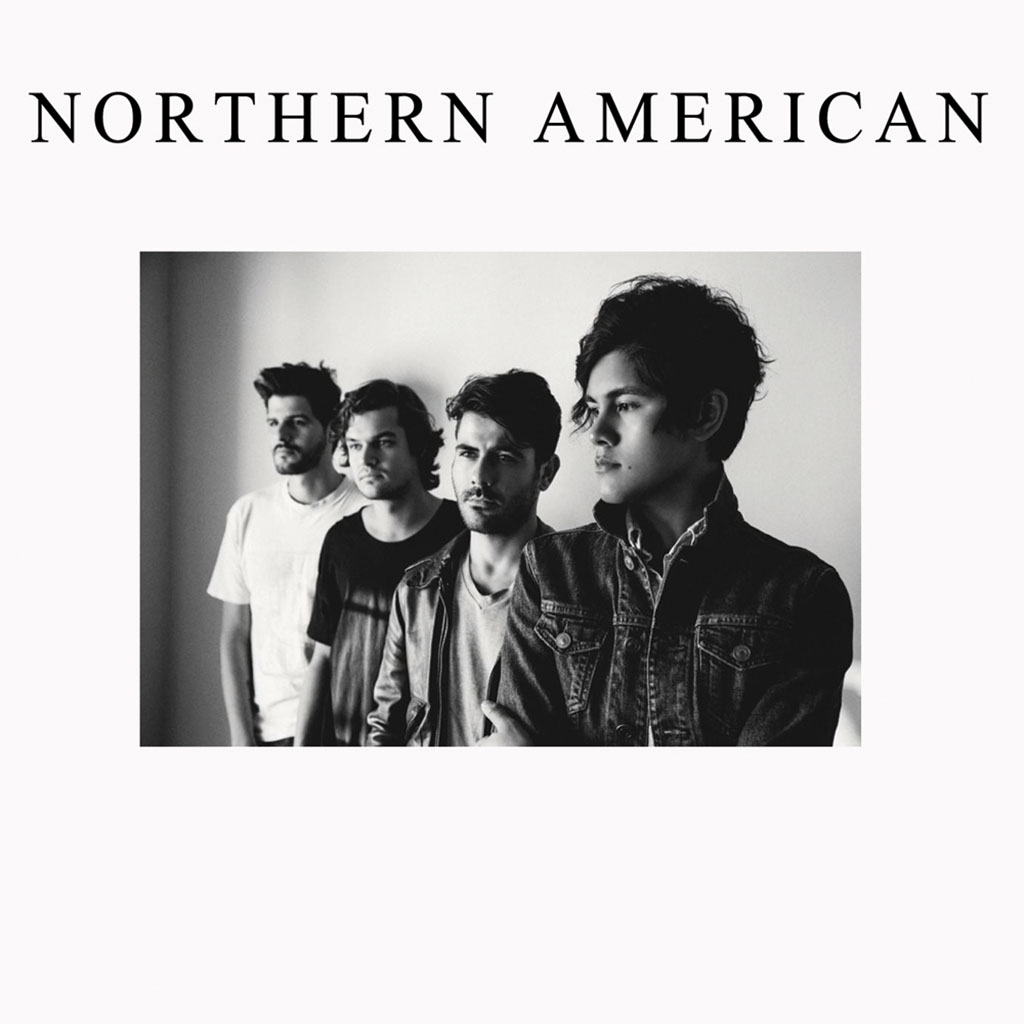 Northern American - Modern Phenomena - Album Cover Art