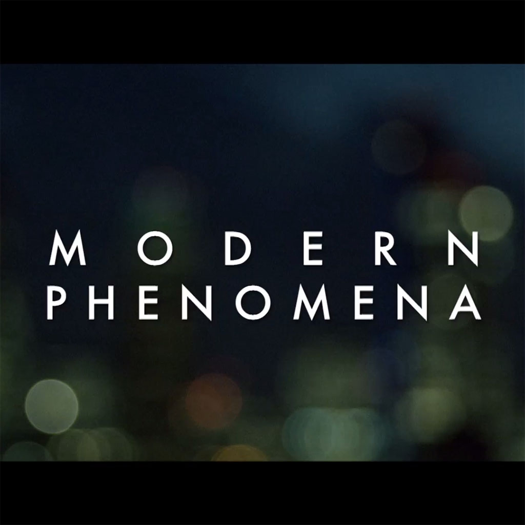 Northern American - Modern Phenomena - Single Cover Art