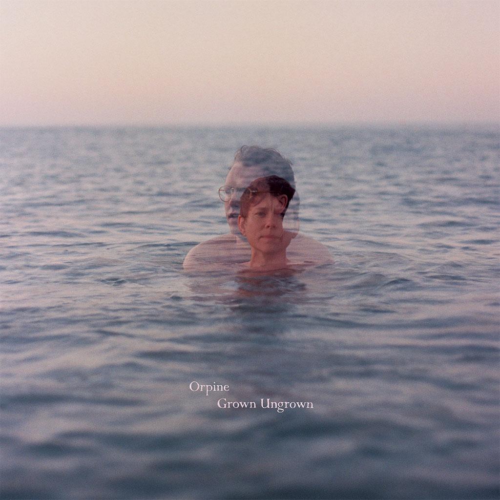 Orpine - Grown Ungrown - Album Cover Art