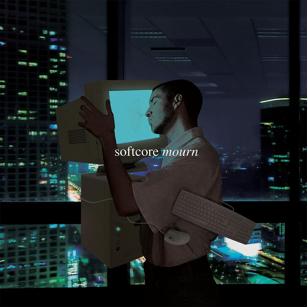 Pizzagirl - Softcore Mourn - Album Cover Art