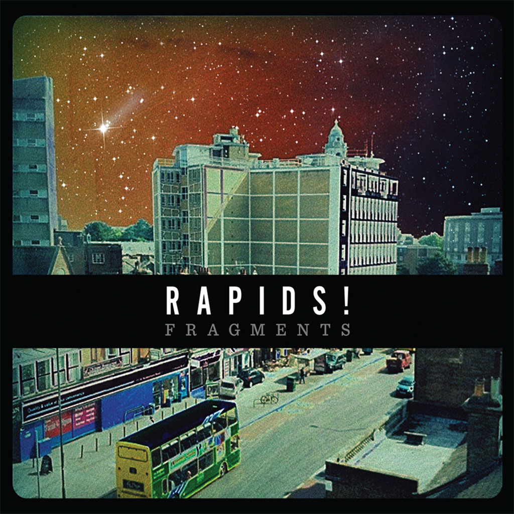 Rapids! - Fragments EP - EP Cover Art