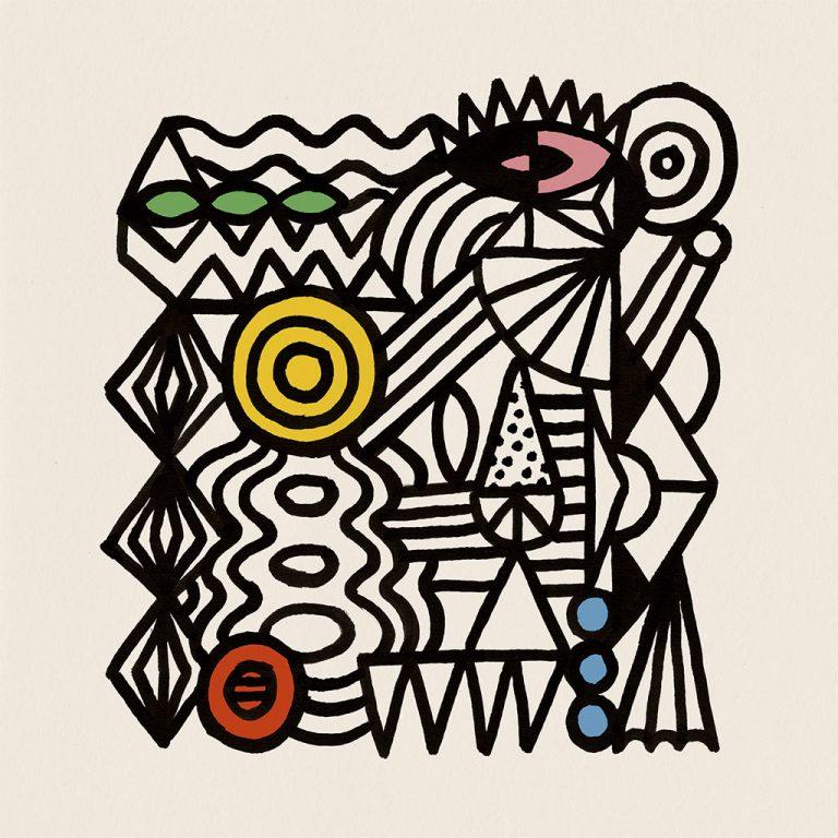 Sea Moya - Baltic States EP - EP Cover Art