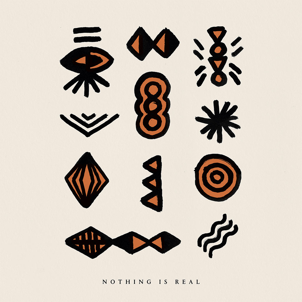Sea Moya - Nothing Is Real - Single Cover Art