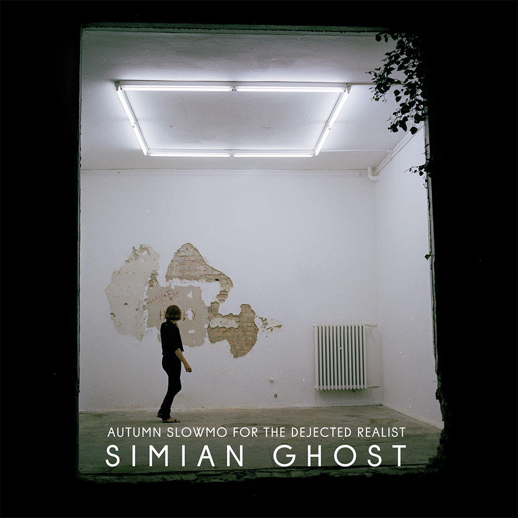 Simian Ghost - Autumn Slowmo For The Dejected Realist - Single Cover Art