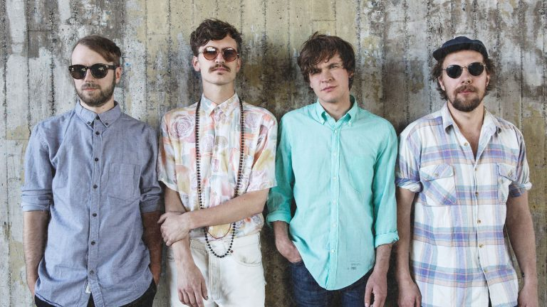Simian Ghost Return With 'Stop Moving'