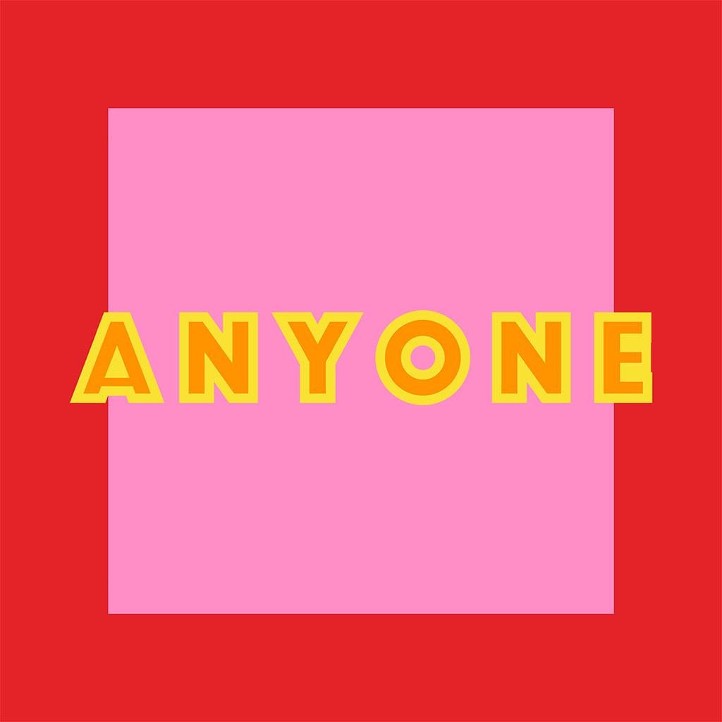 SKIA - Anyone - Single Cover Art