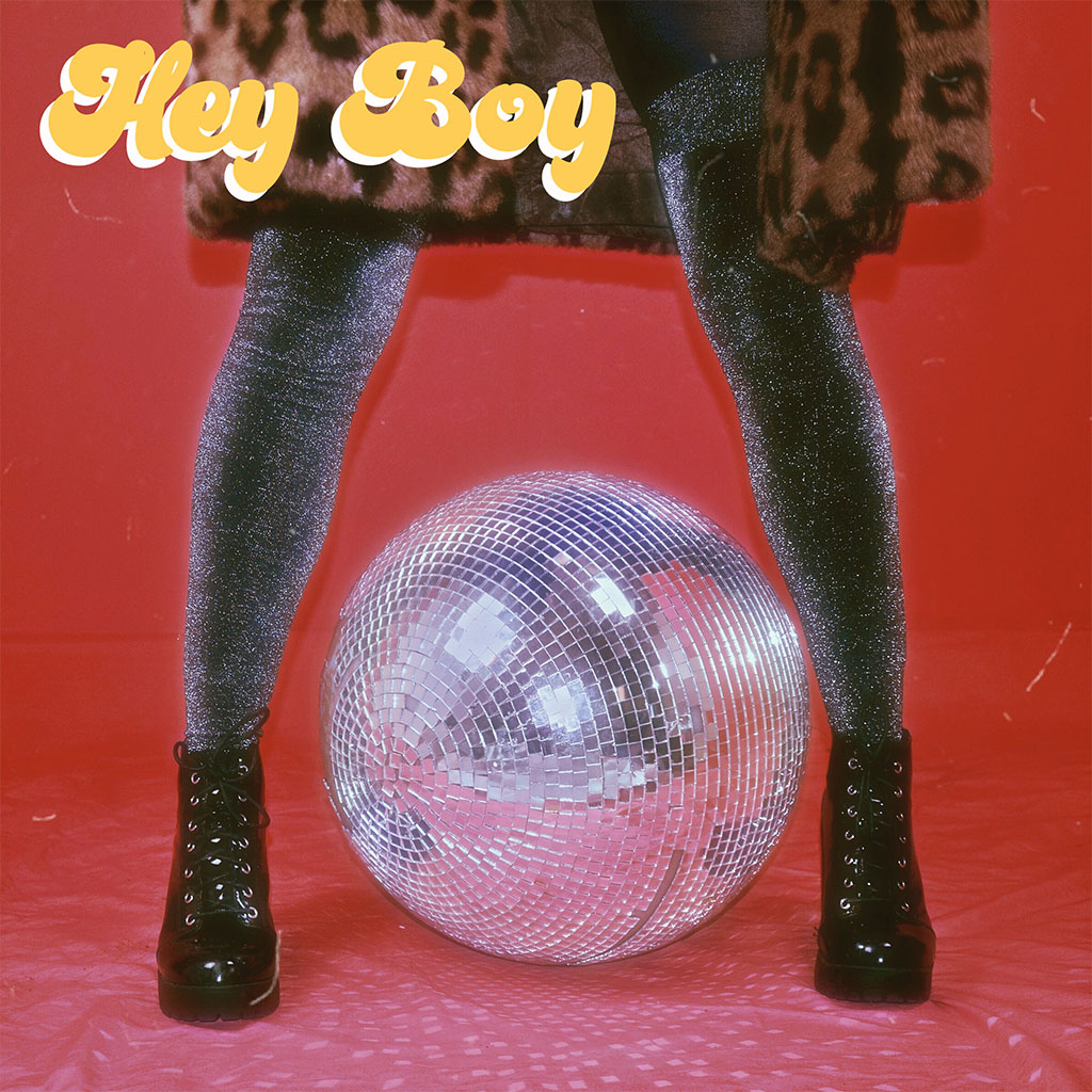 SKIA - Hey Boy - Single Cover Art