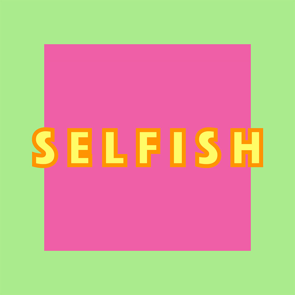 SKIA - Selfish - Single Cover Art