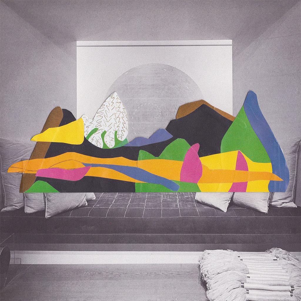 Still Parade - Concrete Vision - Album Cover Art
