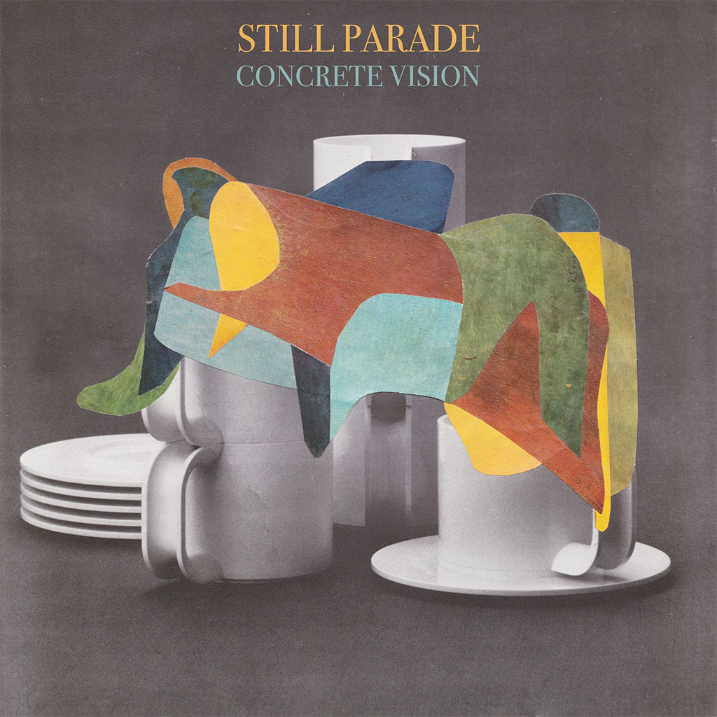 Still Parade - Concrete Vision - Single Cover Art
