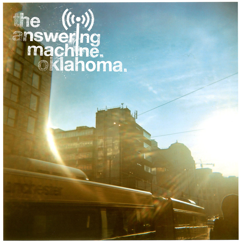 The Answering Machine - Oklahoma - Single Cover Art