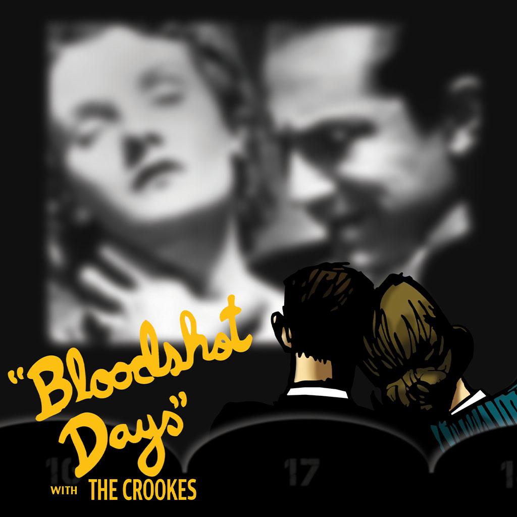 The Crookes - Bloodshot Days - Single Cover Art