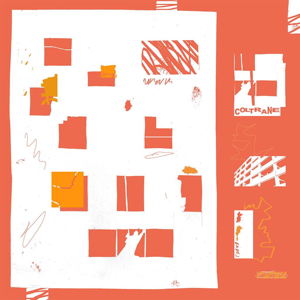 Eades - Coltrane - Single Cover Art
