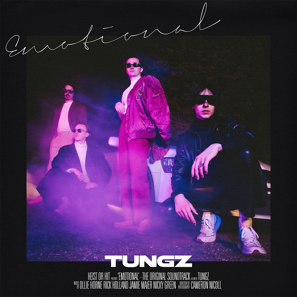 Tungz - Emotional - Single Cover Art